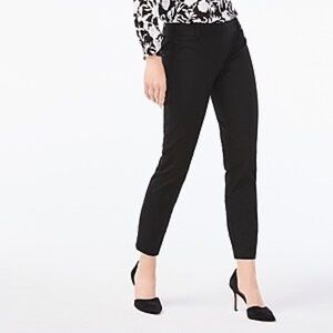 J. Crew Effortless Slim Crop Chino Ankle Pants